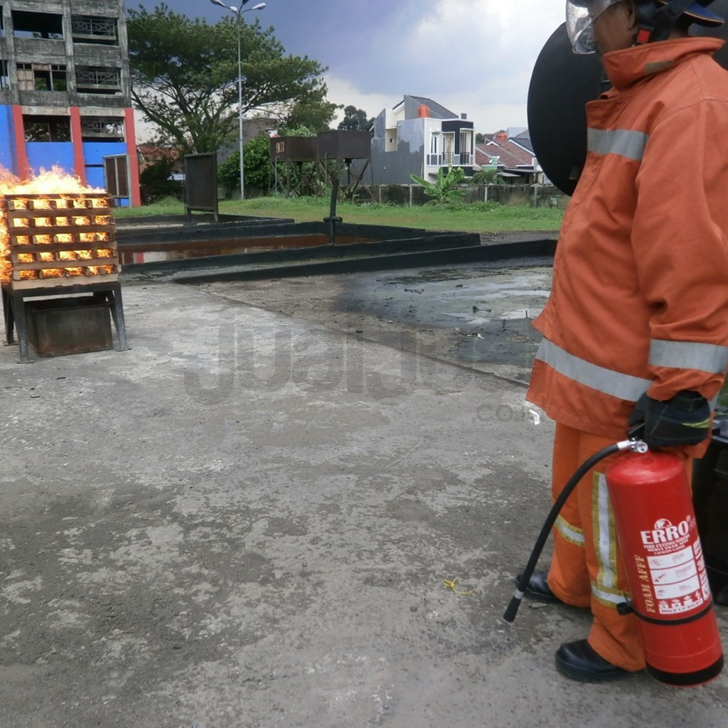 sell fire-fighting equipment cost cikarang